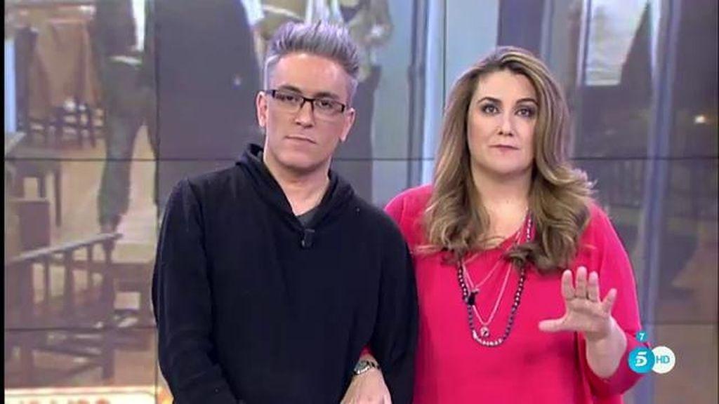 """Carlota Corredera aclara: """"Kiko Hernández va a entrar en 'GH VIP' pero no va a concursar"""""""