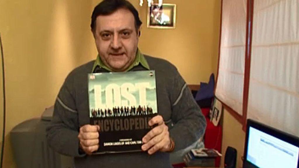 Vendo: enciclopedia de 'Lost' en inglés