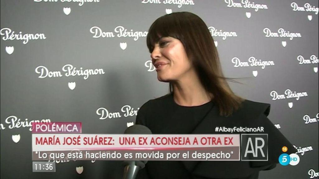 """MªJosé Suárez, sobre Alba Carrillo: """"Esta movida por el despecho"""""""