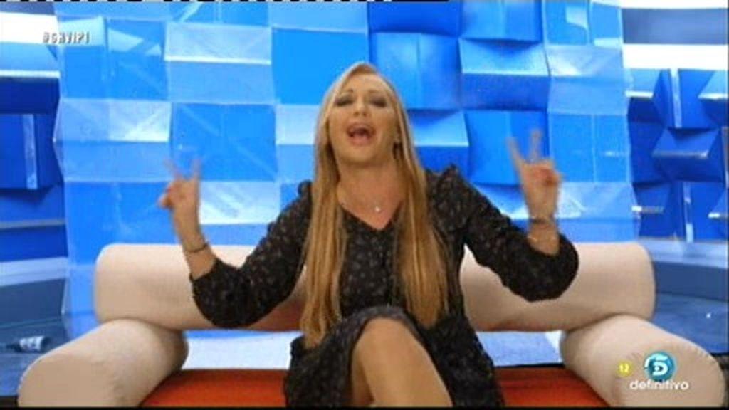 """Belén Esteban: """"Podría vivir en La Moraleja, pero soy una chica de barrio"""""""