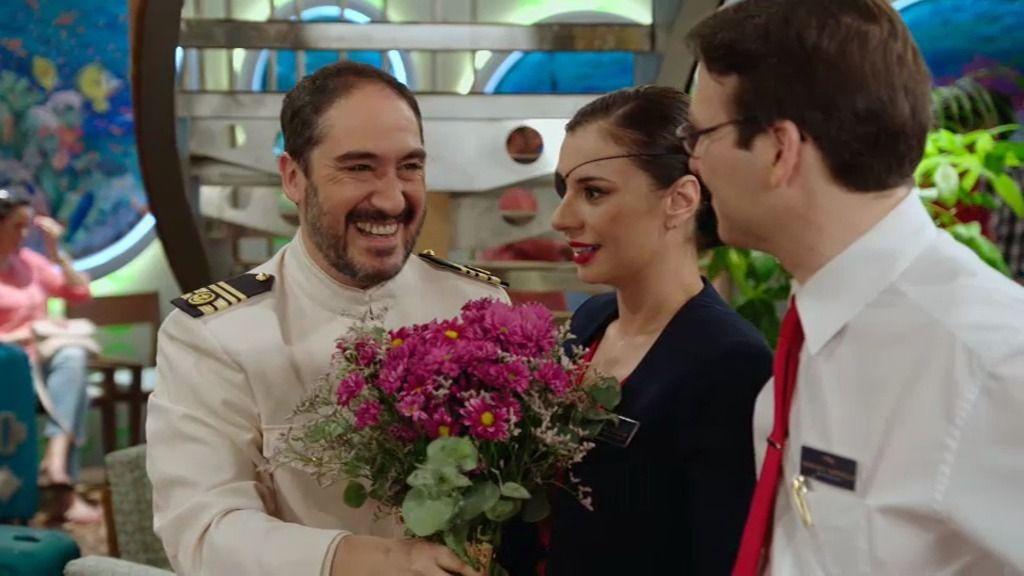 Marga y Gabriel fingen seguir estando casados… por el bien del 'Ancla-II'