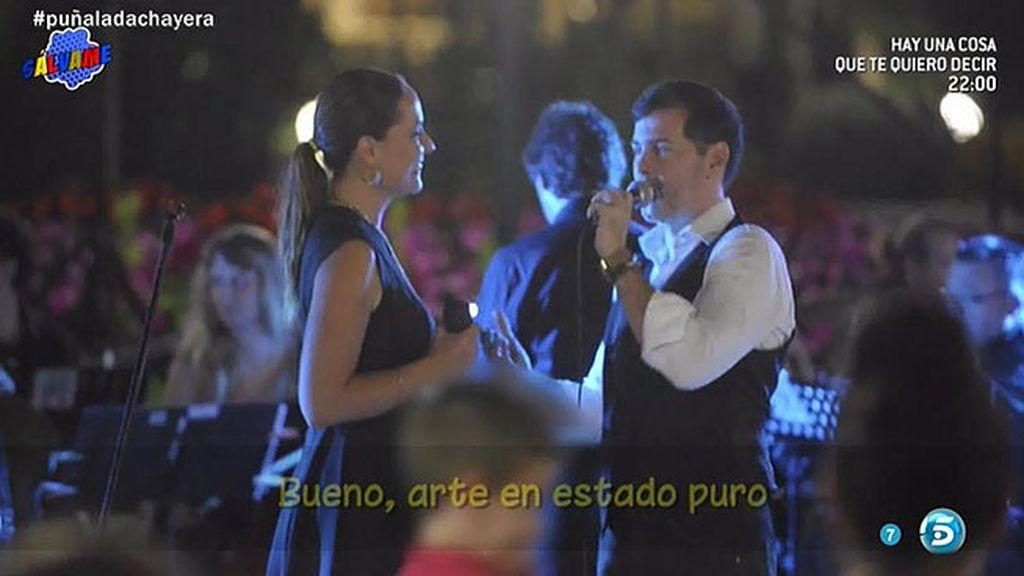 El mensaje de Juan Losada y Chayo