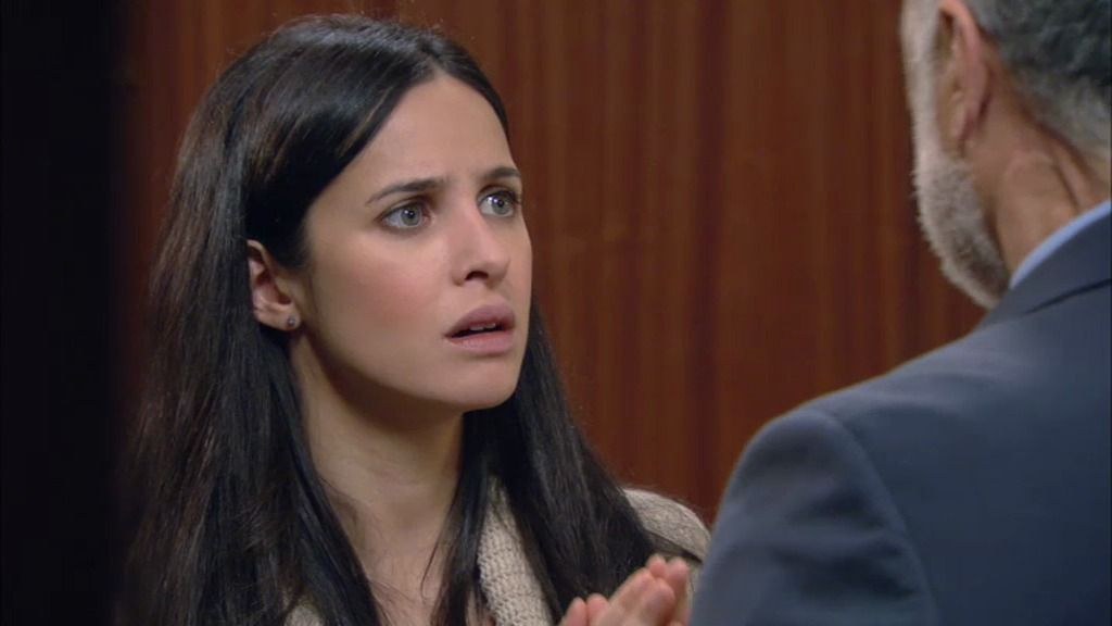 """Bornay, a Martina: """"Tengo que aplazar mi divorcio, por lo menos, un mes"""""""