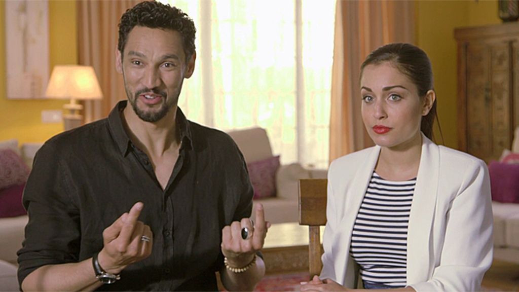 A partir de ahora, la relación de Khaled y Fátima será un peligro constante