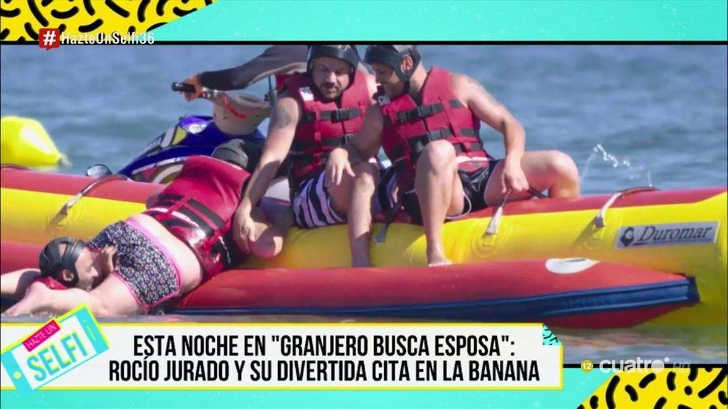 Avance: La banana del amor de Rocío, la granjera que busca esposo