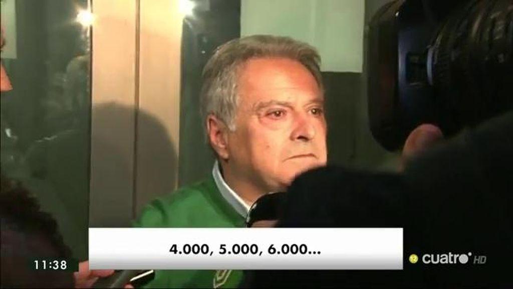 Rus sale en libertad tras 60 horas detenido y con una fianza de dos millones