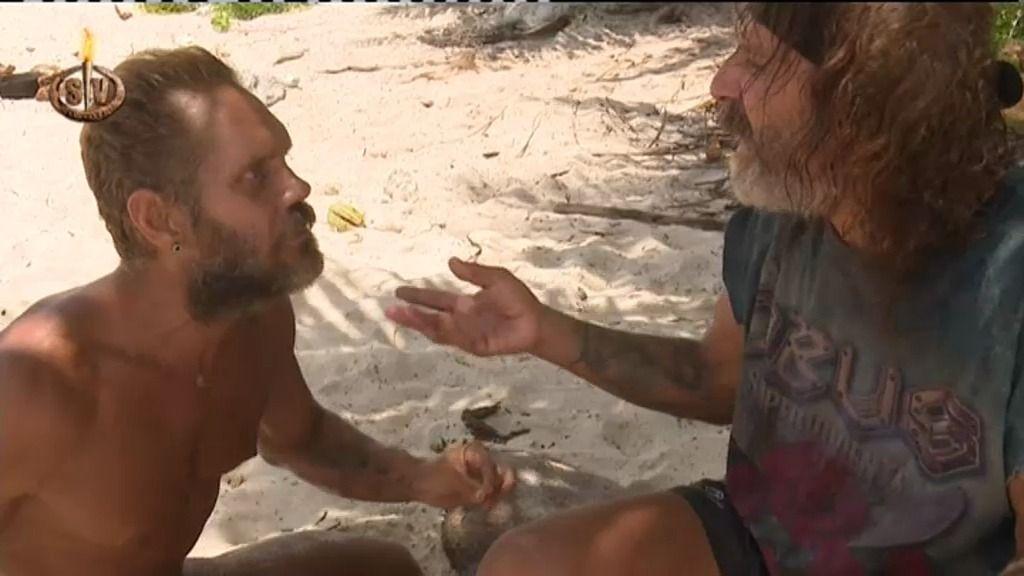 "Nacho Vidal, a Fortu: ""Tú no eres un colega, eres un traidor de mierda"""