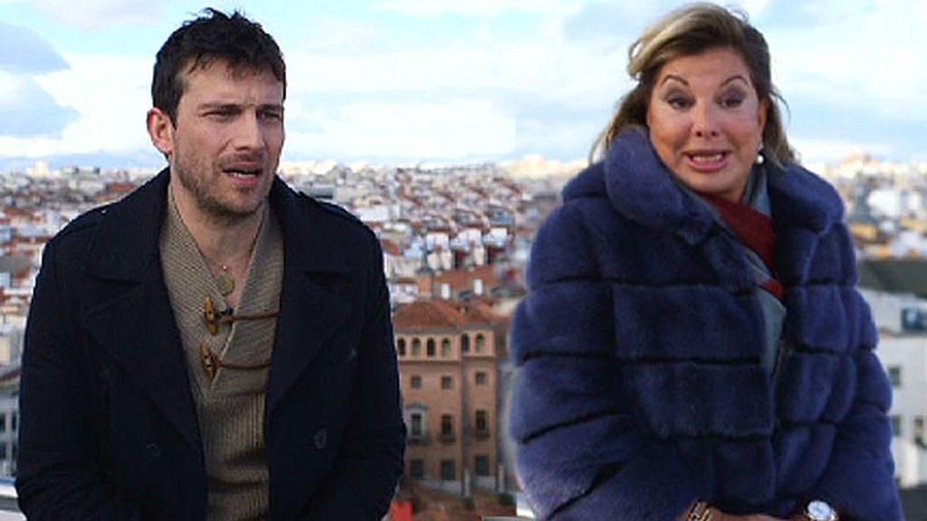 Arturo Requejo y Olivia Valere competirán en la segunda temporada '¡Mira quién salta!'