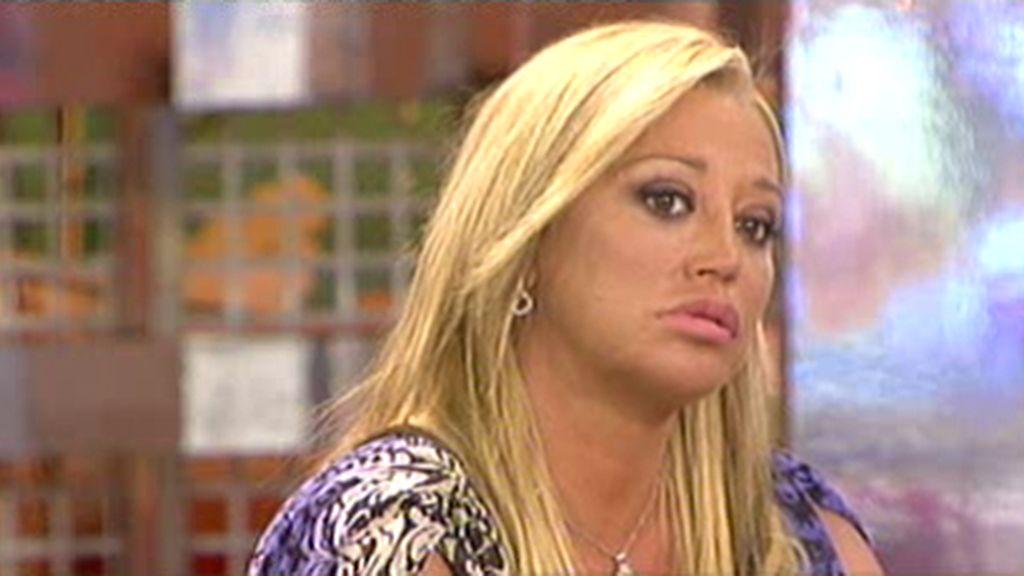"Belén Esteban: ""Me arrepiento de haber hecho daño a Raquel Bollo"""