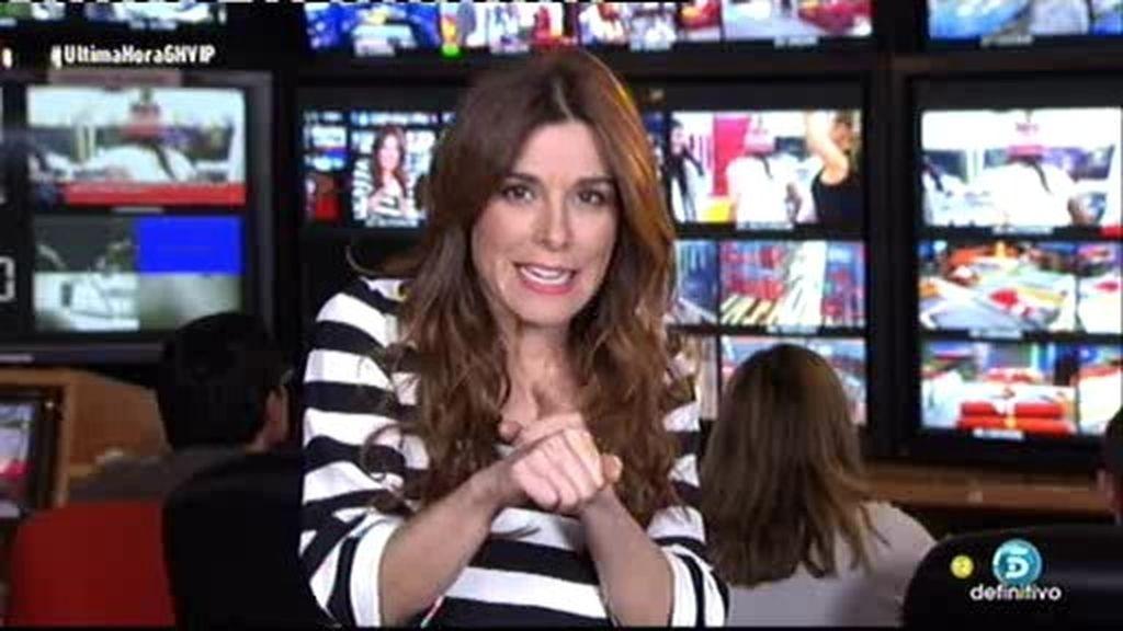 'GH VIP: Última hora' (26/02/2015)