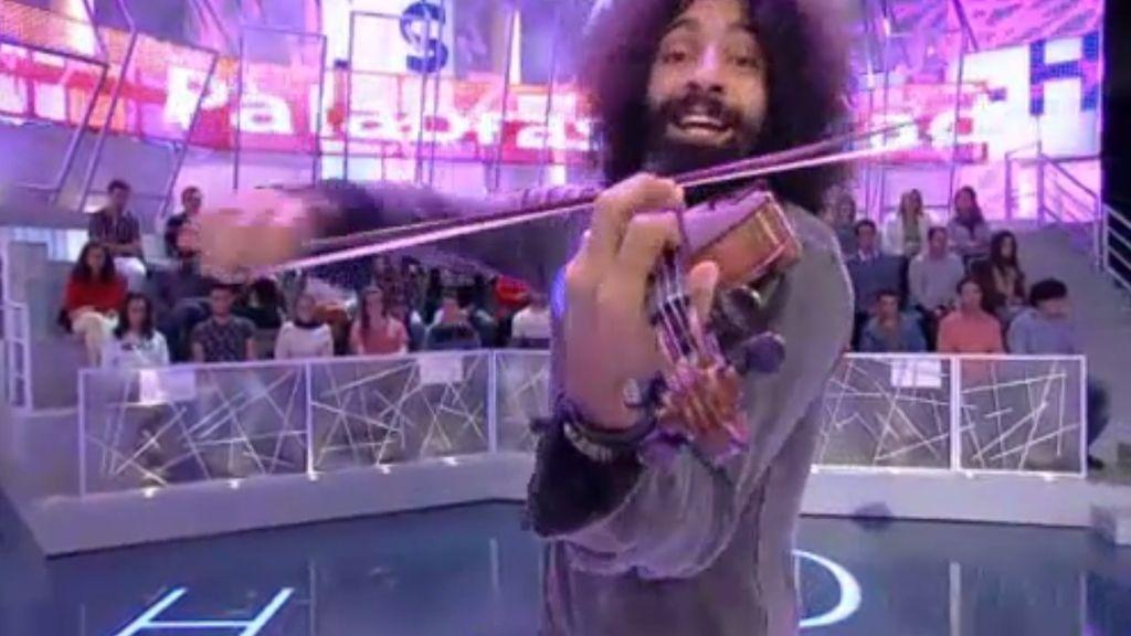 Ara Malikian nos deleita con su violín