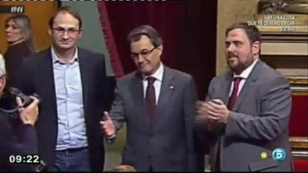 """González Pons: """"Las posiciones radicales hay que expulsarlas"""""""