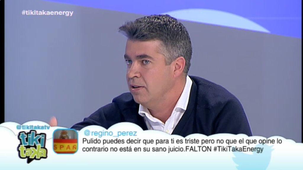 """Pulido: """"No se va a romper la Selección"""""""