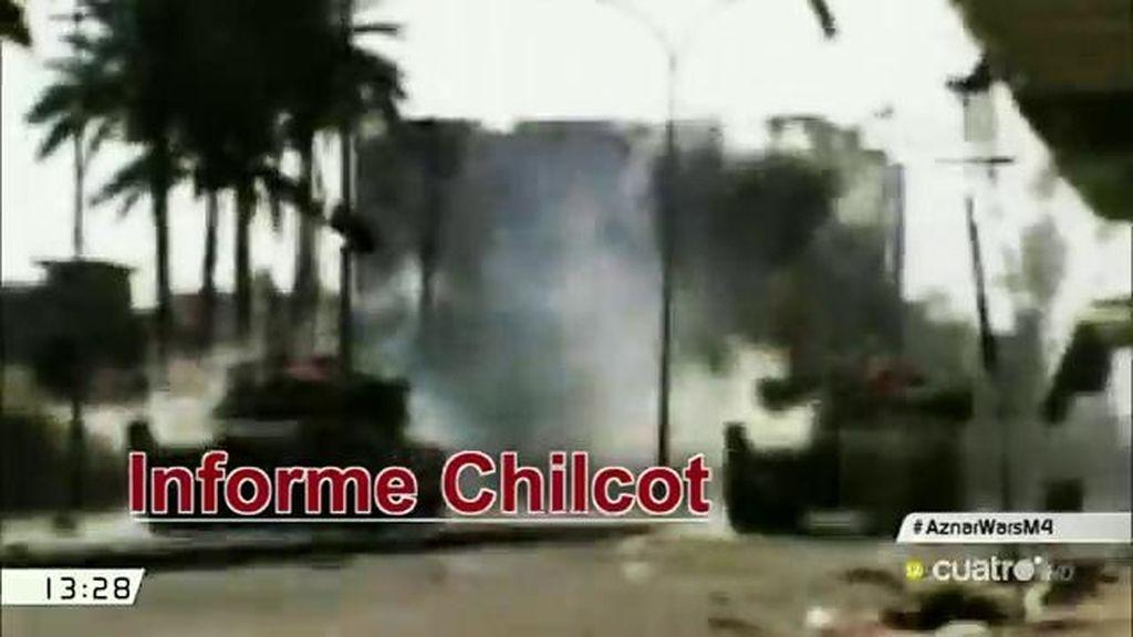 Las conclusiones del 'Informe Chilcot'