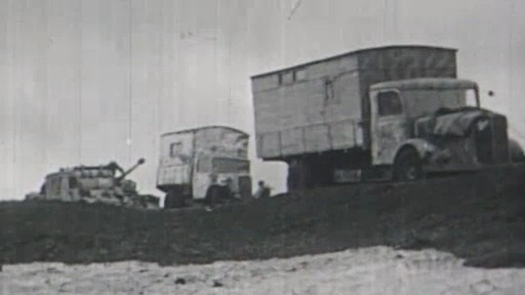 'El Doctor': Instalaciones secretas y espías nazis en un campo aparentemente solitario