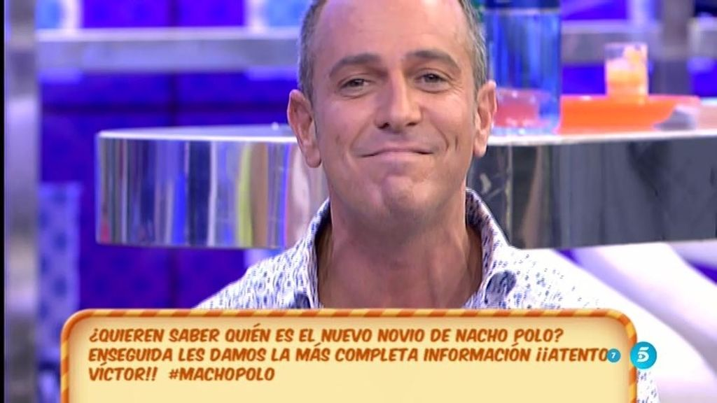 """Víctor, a Polo: """"Espero que tú y yo hablemos en la tele, te voy a montar un número"""""""