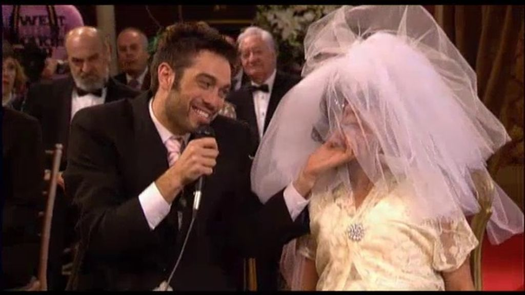 La boda de Simón y la Duquesa de Malva