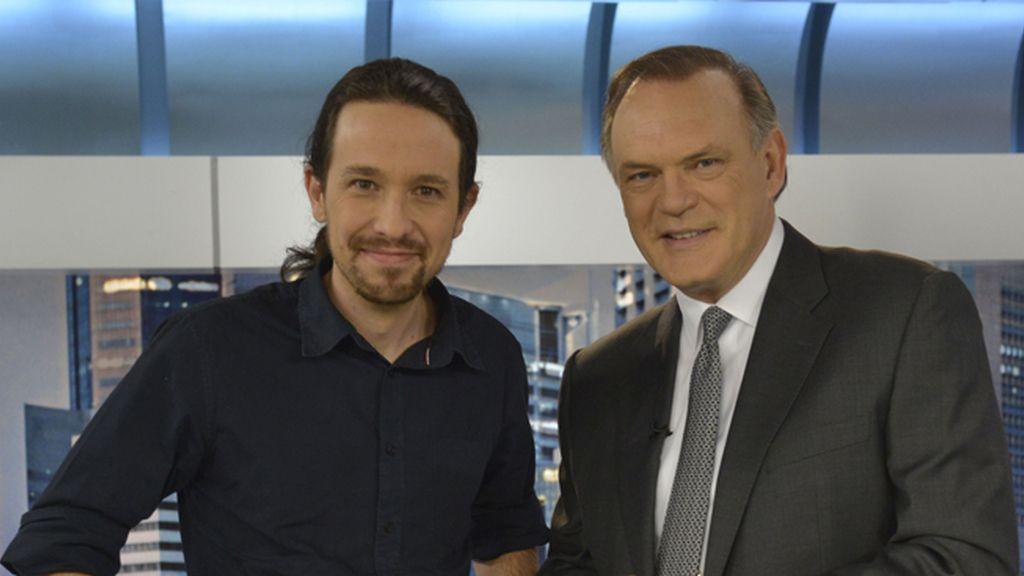 La entrevista a Pablo Iglesias, íntegra