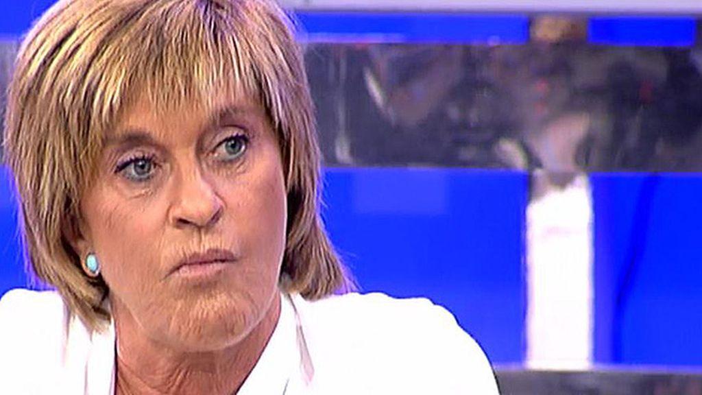 """Chelo, a las fans de Pantoja: """"¿También vais a criticar el PoliDeluxe de Anabel?"""""""