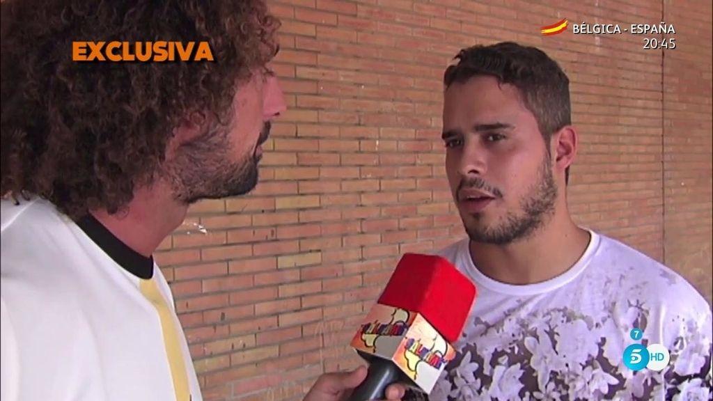 """EN EXCLUSIVA, José Fernando: """"Voy a estar con un médico que me va a encaminar"""""""