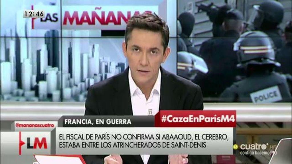 Según la Fiscalía, en los atentados de París intervinieron 14 terroristas