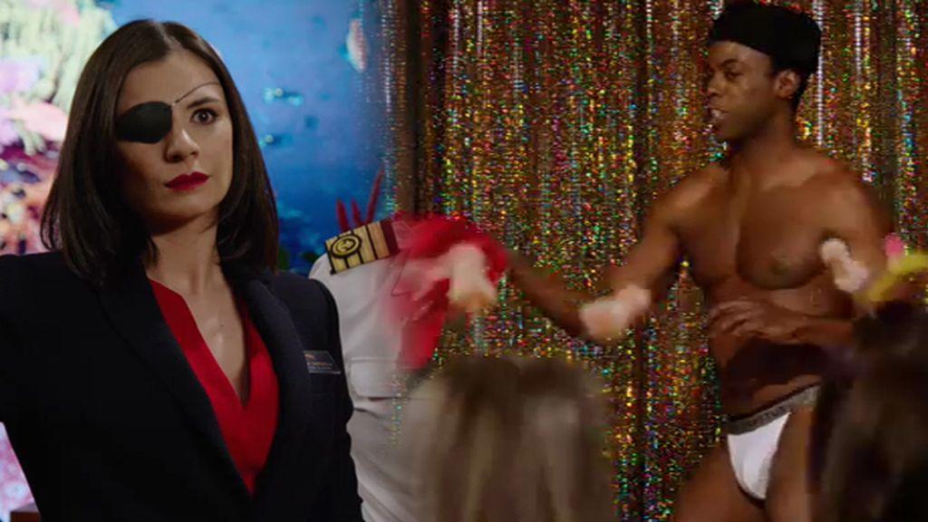 Marga ya tiene stripper para el 'Ancla II'