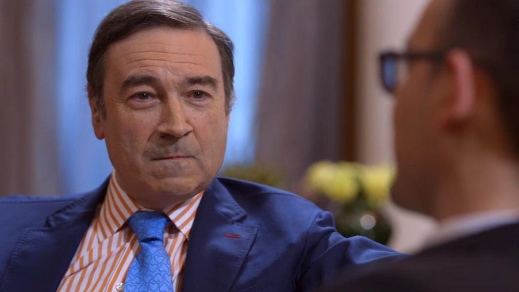 """Pedro J. Ramírez: """"Aznar es muy inteligente, íntegro y fue un gran gobernante"""""""