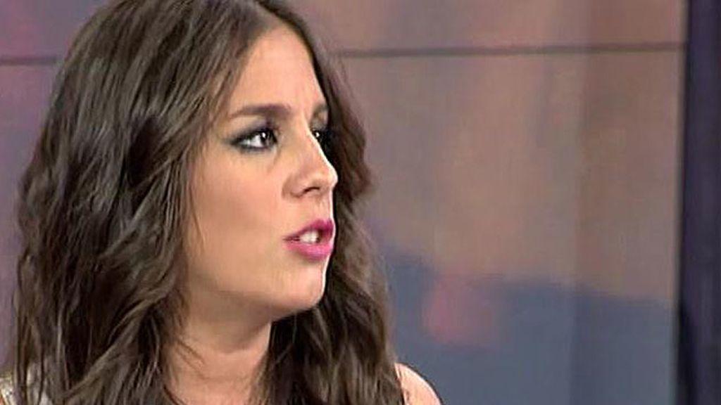 "Anabel Pantoja, a Gahona: ""Yo no me meto con tu familia, no te metas tú con la mía"""