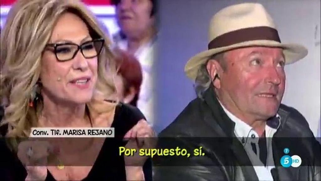 """Marisa Rejano: """"Rosa no ha respetado la relación de Amador con Jacqueline"""""""