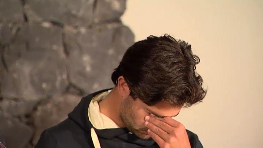 Los conquistadores descubren que Laura se besó con Bruno en Malta