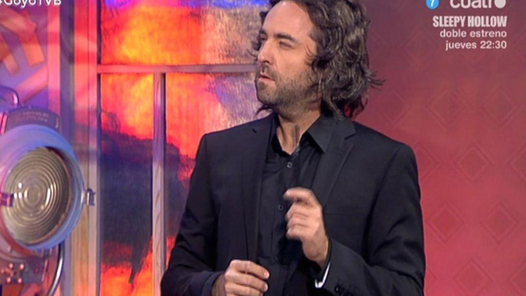 El doble de Iker Jiménez resuelve enigmas: ¿Por qué la soja es blanca y, en bote, negra?