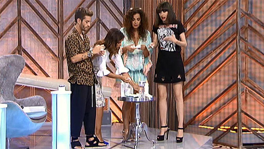 Así lucen con la cara lavada Marta, Pelayo, Natalia y Cristina en 'Cámbiame'
