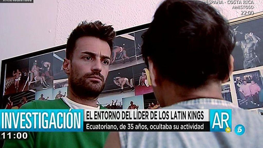 'AR' habla con el entorno de los 'Latin Kings' detenidos en Cataluña