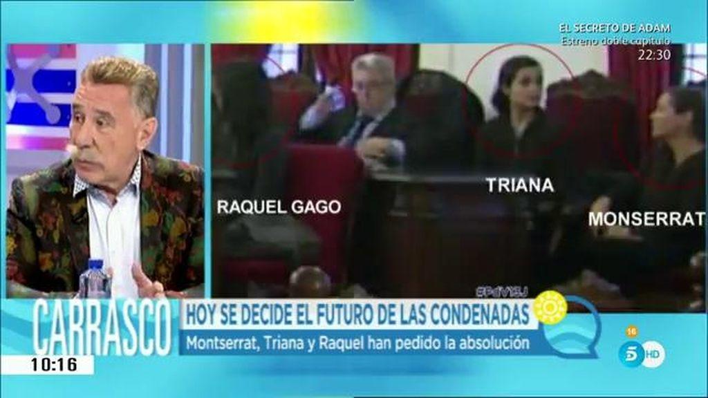 Las condenadas por el asesinato de Isabel Carrasco piden la absolución