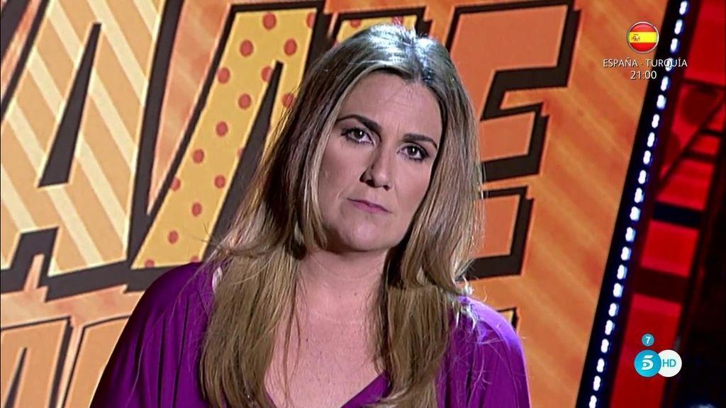"""Carlota, a Kiko Hernández: """"Tu matrimonio televisivo conmigo tiene los días contados"""""""