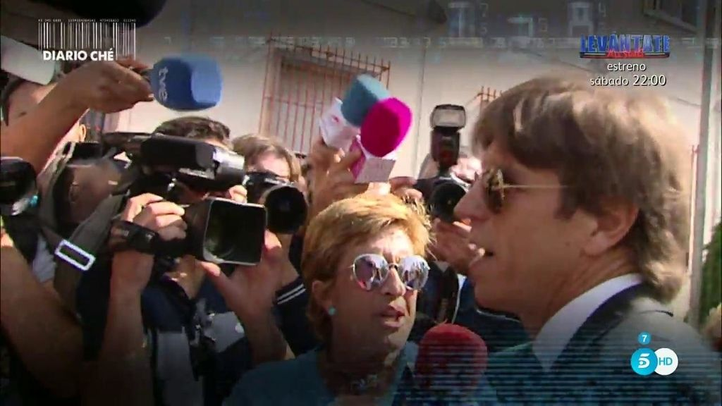 Diario Ché' con Manuel Díaz, tras demostrarse la paternidad de Manuel Benítez