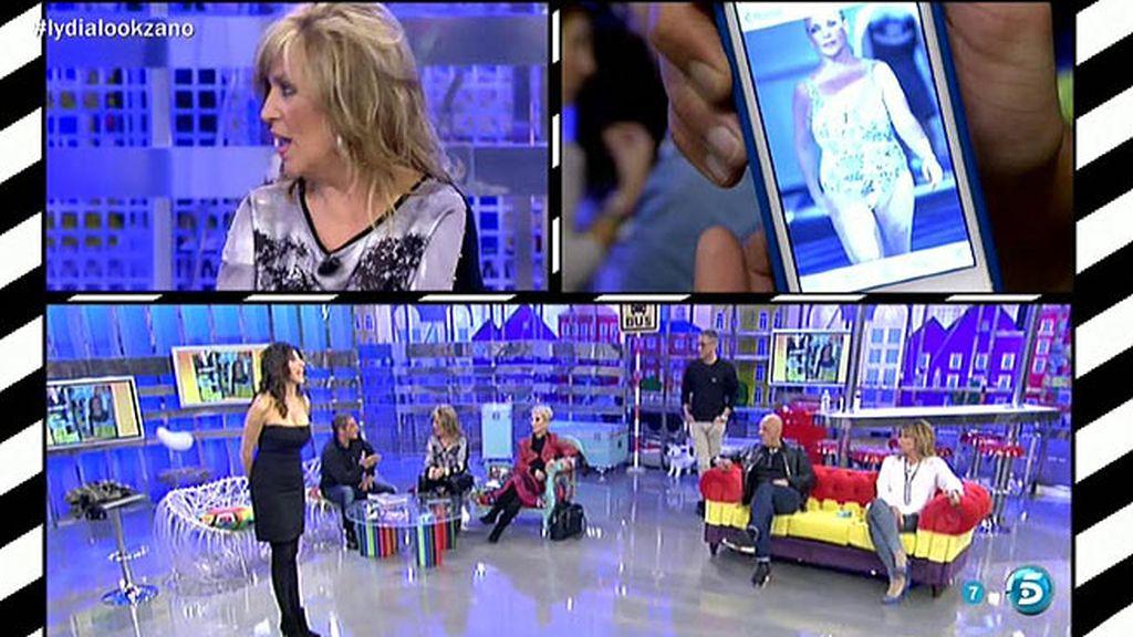 El estilo de Lydia Lozano, sometido a juicio por Matamoros, Mila y Chelo en 'QMD!'