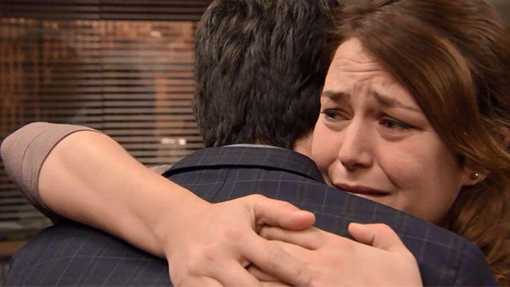 """Carlos le da una primicia a Lucía: """"Me voy a Miami con Andújar"""""""