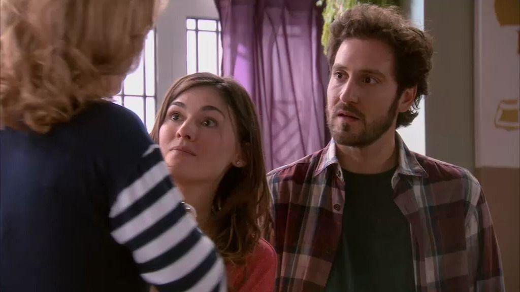 Covadonga, arruinada, se quedará a vivir en casa de Sergio y Natalia