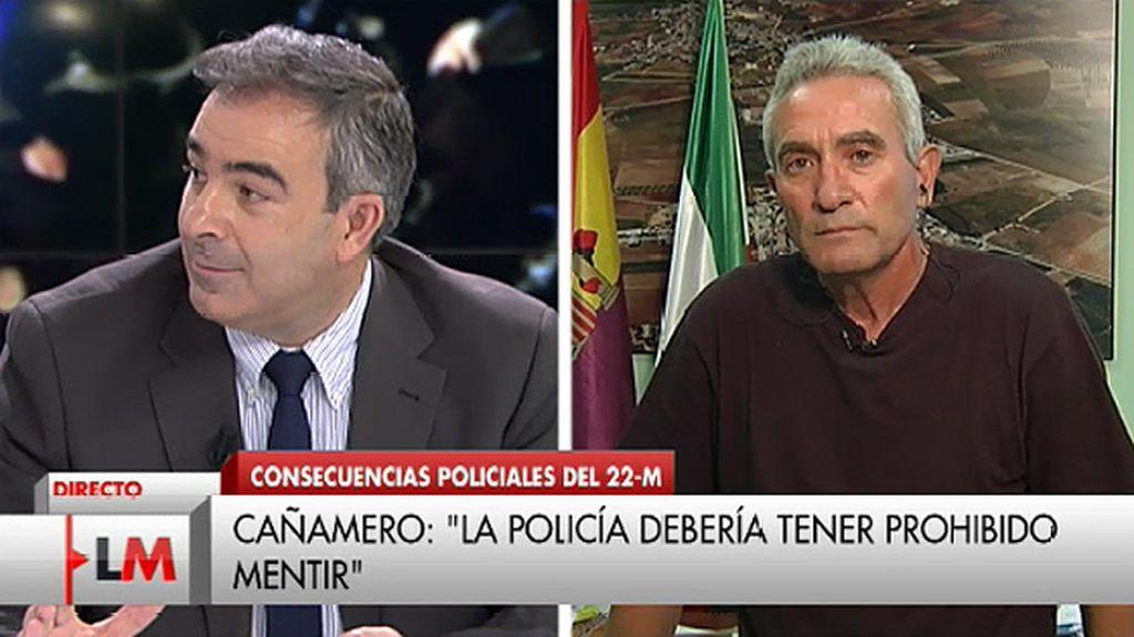 J. Morales afirma que la policía continuará solicitando ceses por lo sucedido el 22-M