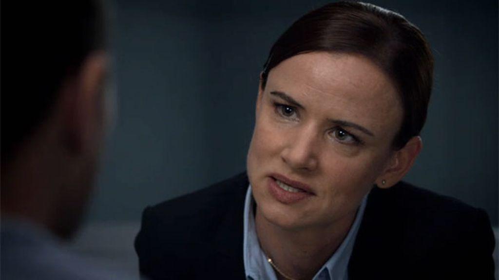 """La inspectora Cornell, a Ben: """"Dígame ¿cuántas veces se acostó con Jess Murphy?"""""""