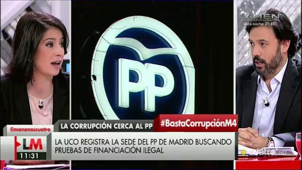 """Guillermo Mariscal (PP): """"Creo que esta causa general contra el PP es una falta de respeto hacia los afiliados"""""""