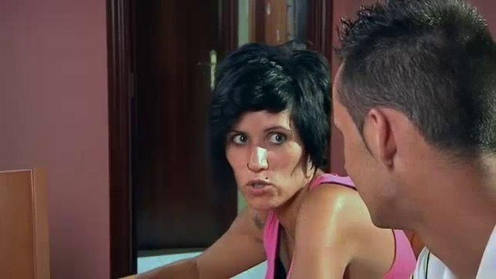"""Luis, a Tamara: """"Eres demasiado controladora, no estás criando a robots"""""""