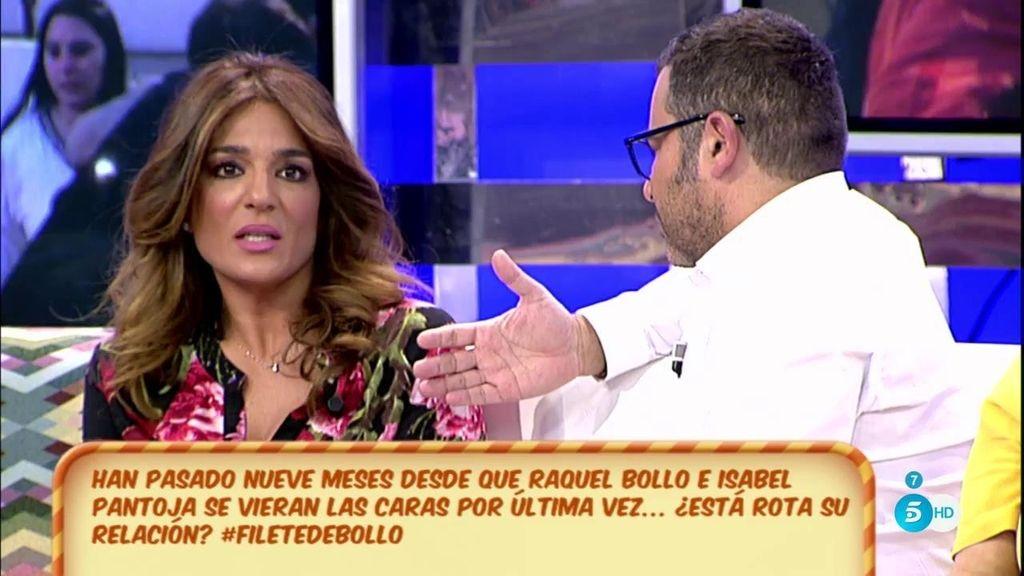"""Raquel Bollo, de Isabel Pantoja: """"No puedo forzar nada, ni reclamar migajas de amor"""""""