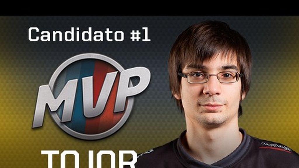 TojoR para MVP (Jornada 9)