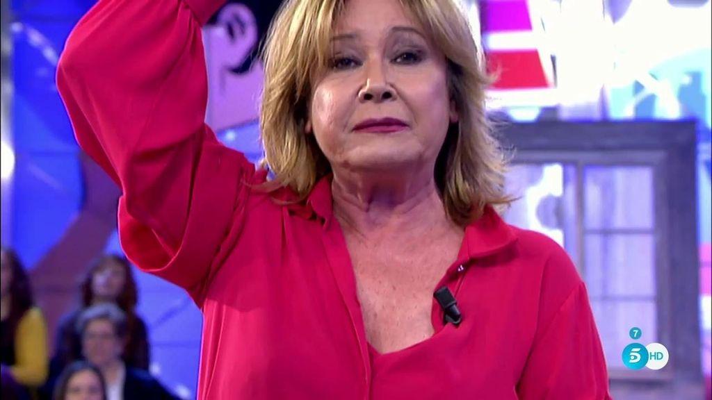 """Mila Ximénez, de Rosa Benito: """"Estoy cansada de que los soldaditos tengamos que hacerle la cama a la capitana"""""""