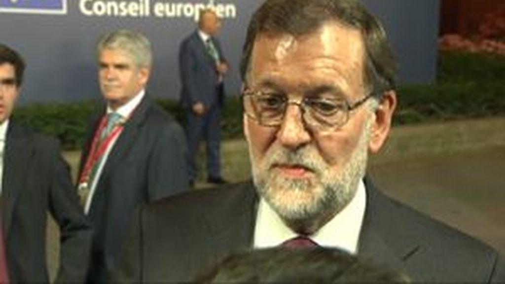 """Rajoy apela a la unidad de """"todas las fuerzas políticas"""" tras el atentado de Estambul"""