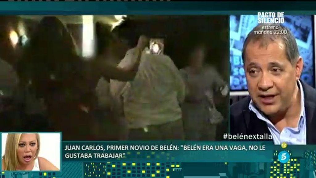 """Juan Carlos Castilla: """"Belén era muy vaga. La pagué un curso en Madrid"""""""