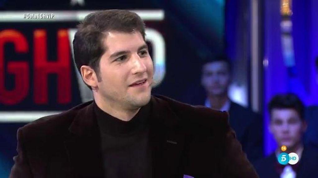 """Julián Contreras se confiesa: """"Nunca pensé en entrar a 'GH VIP'"""