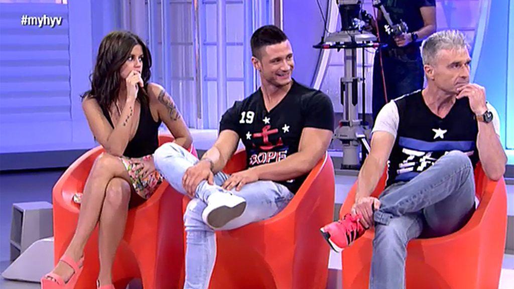 """Ángel padre: """"No entiendo por qué Lola no ha dejado a Ángel si se ha acostado con Álvaro"""""""